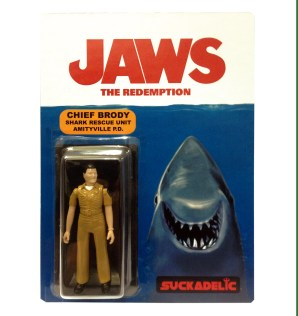 Suckadelic - Jaws Action Figure