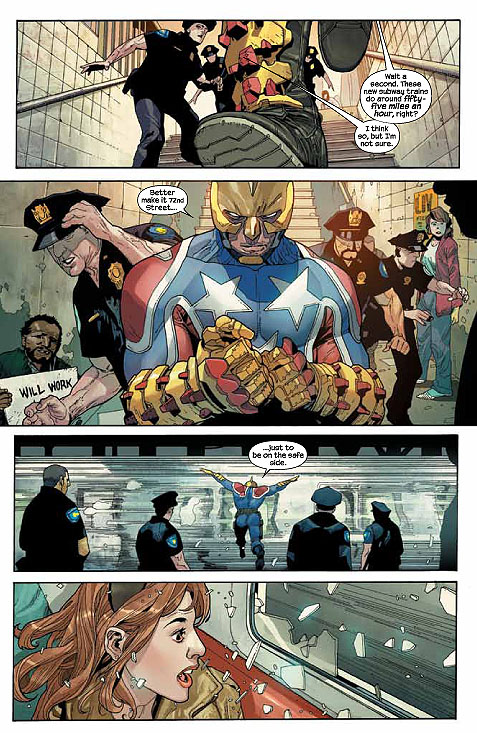 Supercrooks page 3