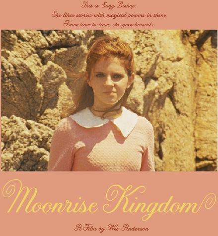 Suzy Bishop - Moonrise Kingdom