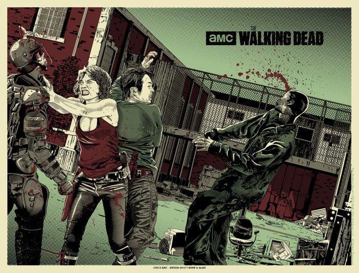 TBone Aljax - Walking Dead