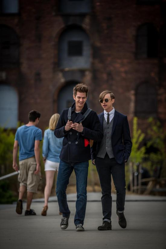 The Amazing Spider-Man 2 - Peter Parker and Harry Osborn