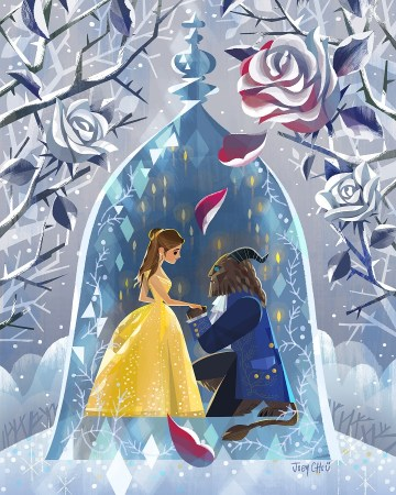 The Enchanted Love by Joey Chou