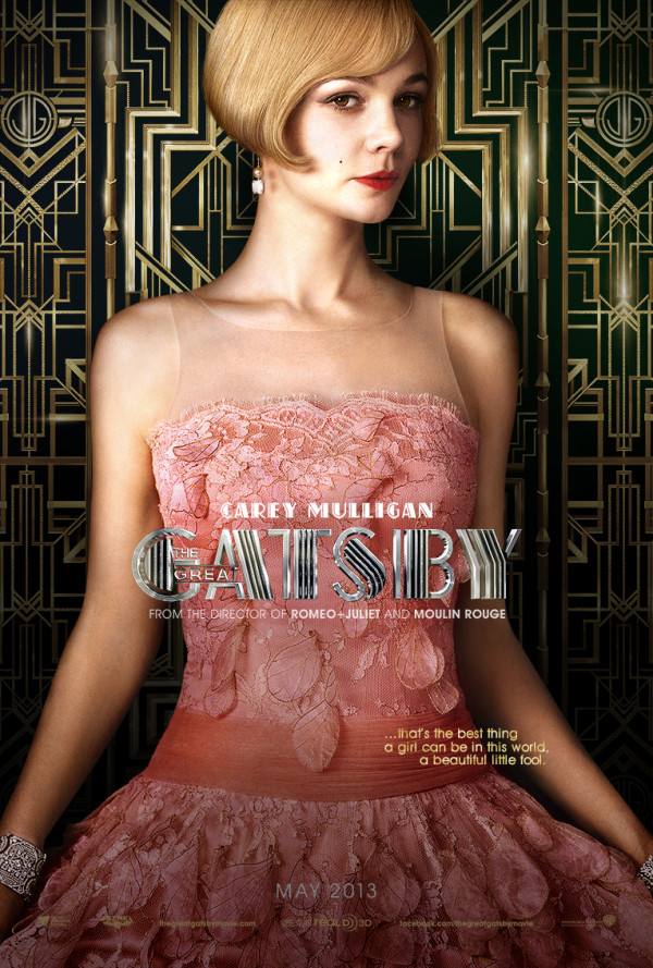The Great Gatsby - Carey Mulligan as Daisy