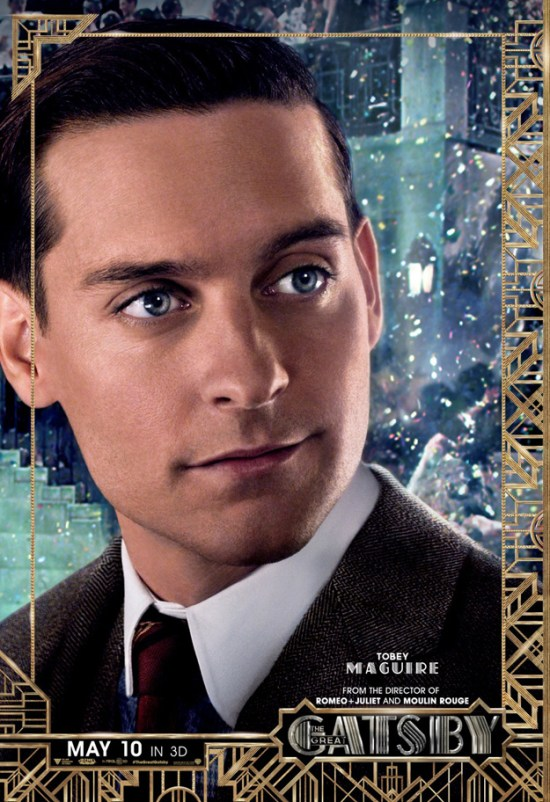 The Great Gatsby - Nick