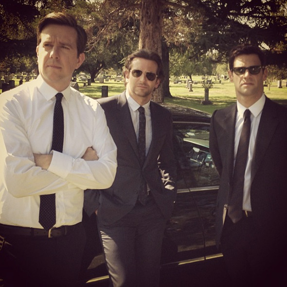 The Hangover Part III - Helms, Cooper, Bartha