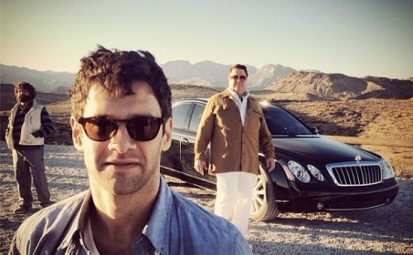 The Hangover Part III - Instagram header