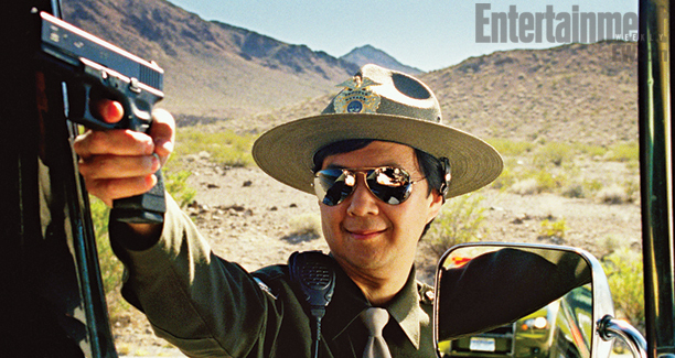 The Hangover Part III - Ken Jeong as Mr Chow