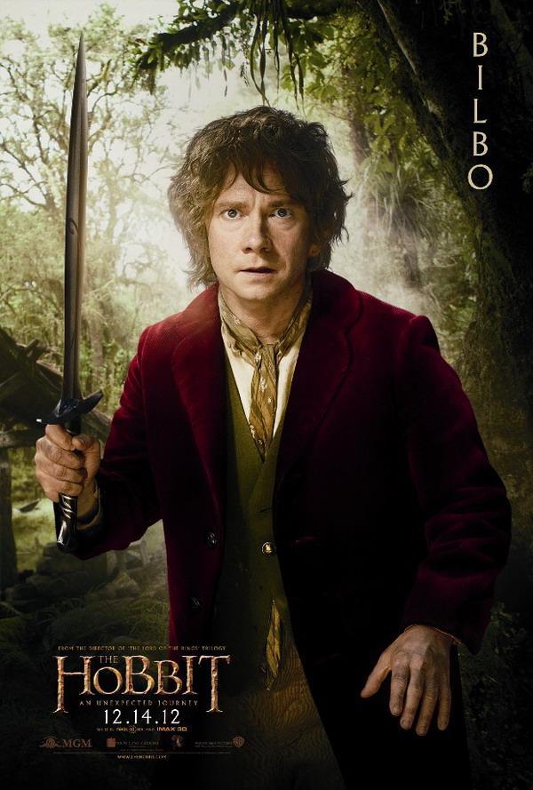 The Hobbit An Unexpected Journey - Bilbo