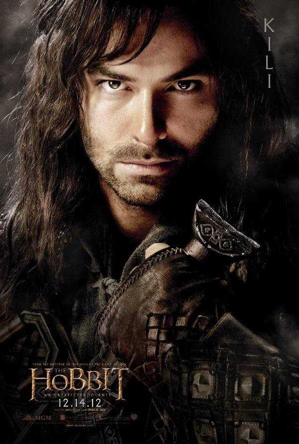 The Hobbit An Unexpected Journey - Kili