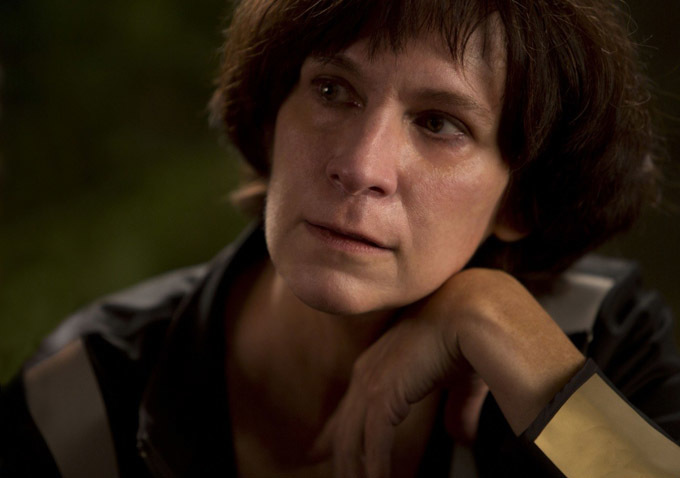 The Hunger Games Catching Fire - Amanda Plummer as Wiress