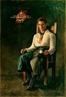 The Hunger Games Catching Fire - Finnick portrait