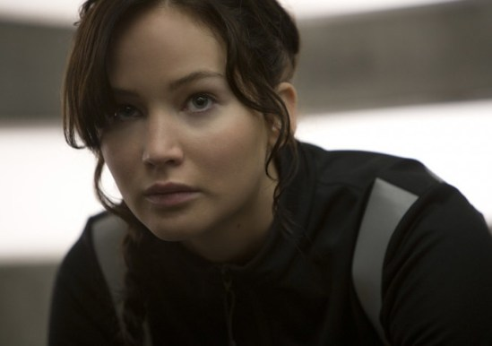 The Hunger Games Catching Fire - Jennifer Lawrence as Katniss Everdeen