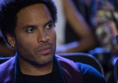 The Hunger Games Catching Fire - Lenny Kravitz as Cinna