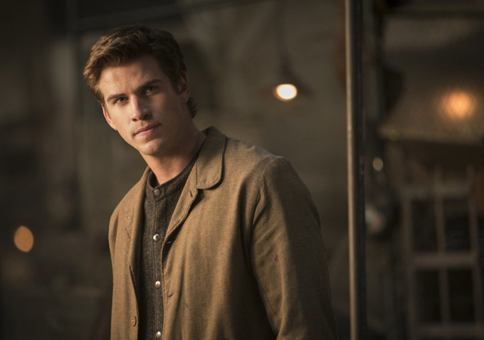 The Hunger Games Catching Fire - Liam Hemsworth as Gale Hawthorne