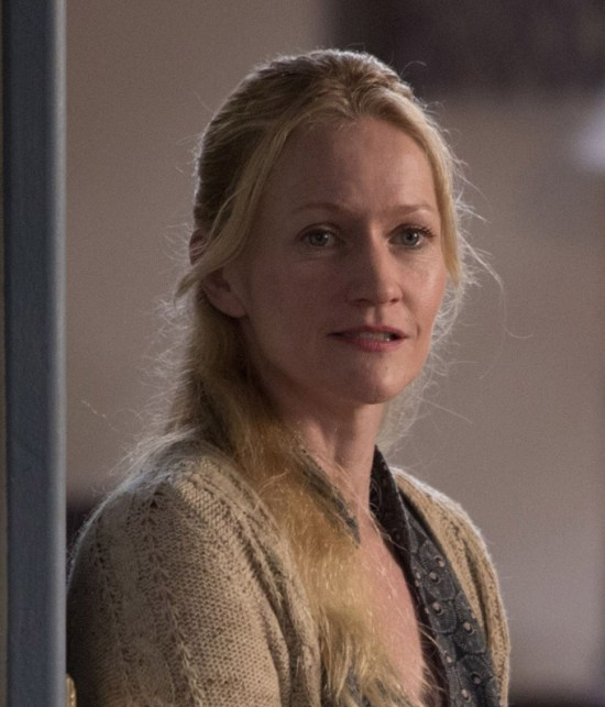 The Hunger Games Catching Fire - Paula Malcomson as Katniss' Mother