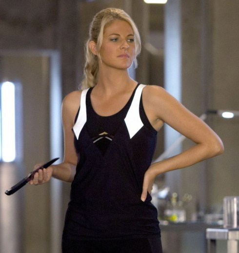 The Hunger Games Catching Fire - Stephanie Leigh Schlund as Cashmere