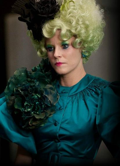 The Hunger Games - Elizabeth Banks as Effie Trinket
