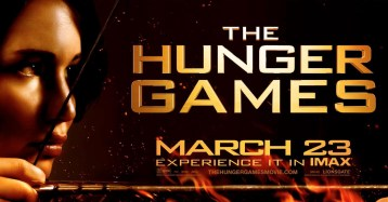 The Hunger Games IMAX Banner