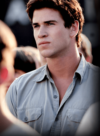 The Hunger Games - Liam Hemsworth as Gale Hawthorne