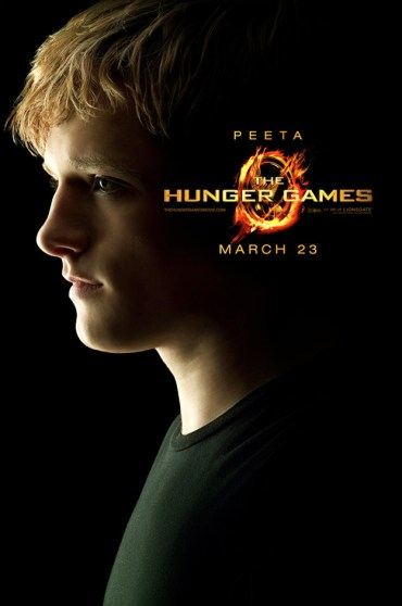 The Hunger Games - Peeta