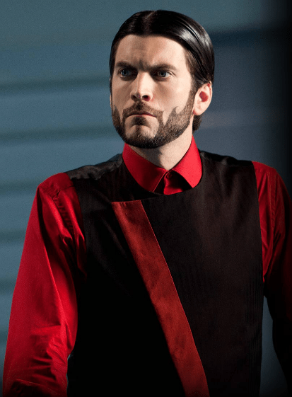 The Hunger Games - Wes Bentley as Seneca Crane