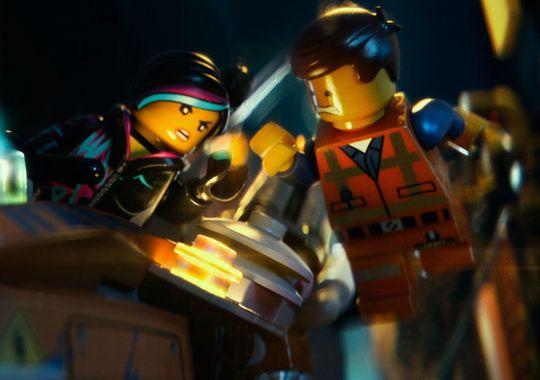 The Lego Movie (2)