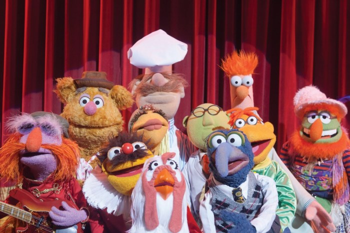 The Muppets 12