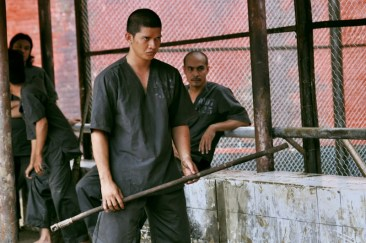 The Raid 2 prison