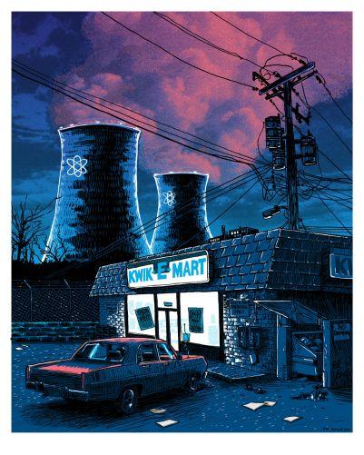 The Simpsons - Tim Doyle