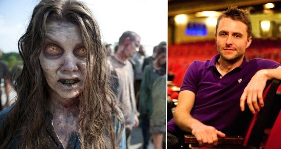 The Walking Dead / Chris Hardwick