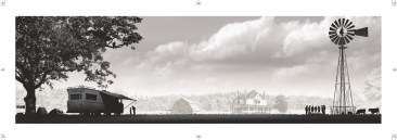 Mark Englert - Walking Dead variant