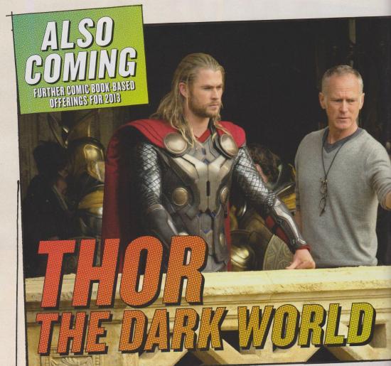 Thor The Dark World (Empire Magazine)
