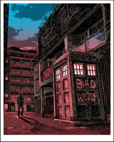 Tim Doyle - Doctor Who