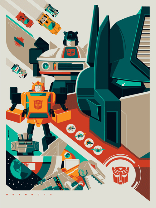 Tom Whalen - Autobots
