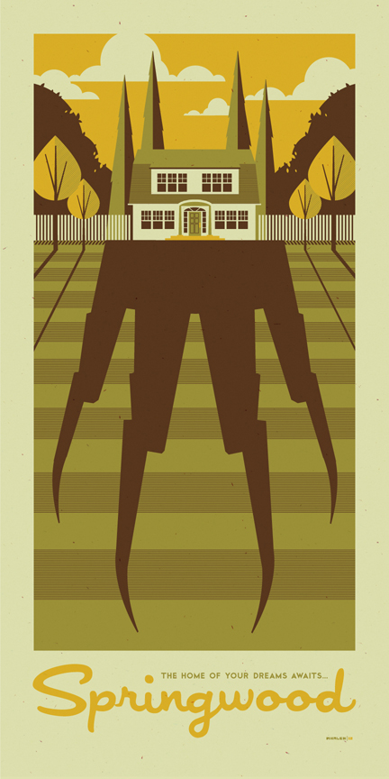 Tom Whalen - Nightmare on Elm Street