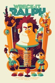 Tom Whalen - Wreck It Ralph