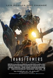 Transformers 4 poster France