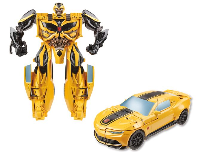 Transformers Age of Extinction toy - Bumblebee