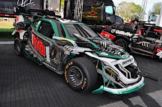 Transformers Nascar 1