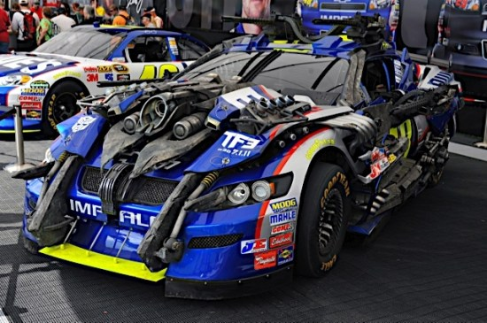 Transformers Nascar 8