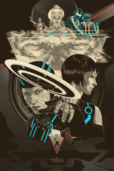 Tron Legacy - Martin Ansin