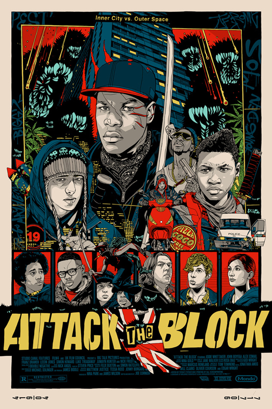 Tyler Stout - Attack the Block Reg