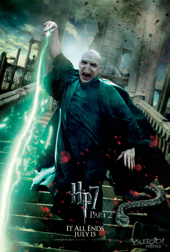 Voldemort Banner