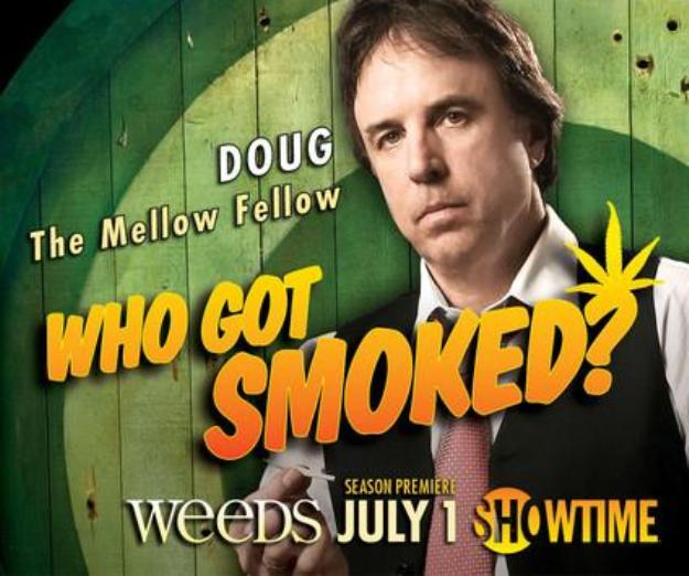 Weeds Season 8 - Doug