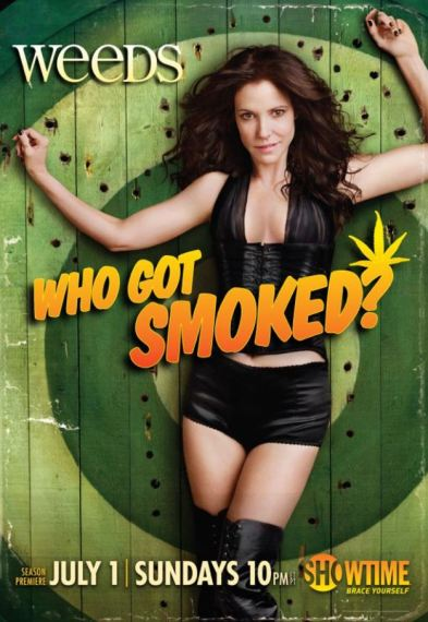 Weeds Season 8 - Nancy