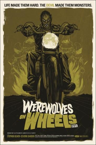Werewolves on Wheels Reg