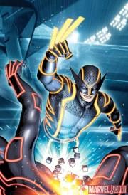 Wolverine Tron Variant
