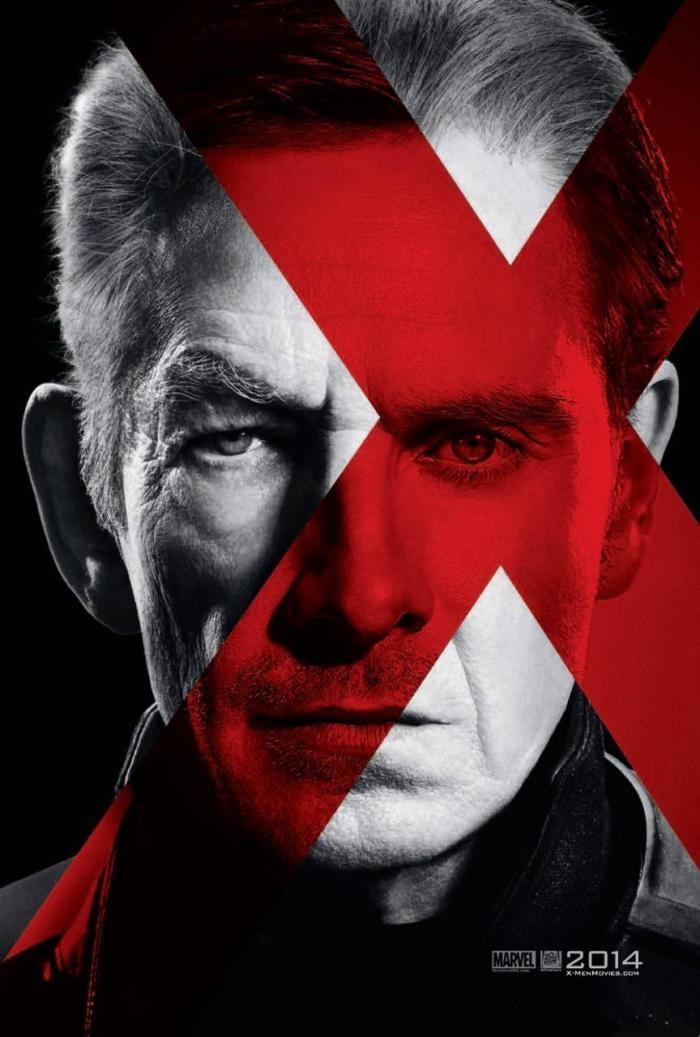 X-Men DOFP Magneto Poster