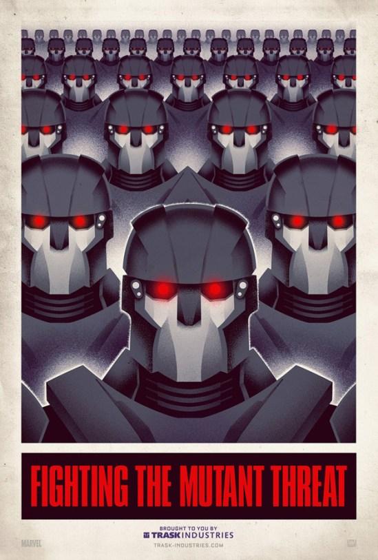X-Men DOFP Viral Poster 2