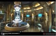 Transformers: The Ride queue concept art